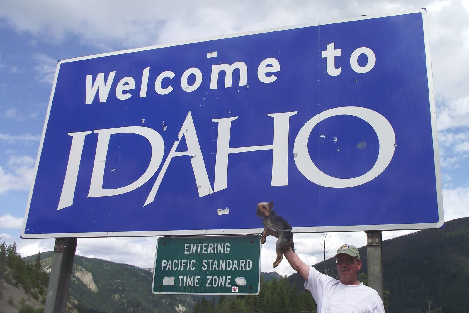 Idaho festivals 2016 ID events road sign