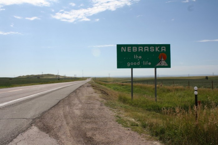 Nebraska festivals sign