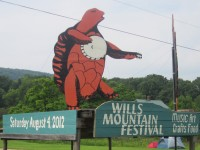 Wills Mountain Festival in Pennsylvania