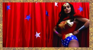 superwoman at the most amazing iowa festivals