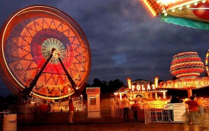 alabama state fair midway