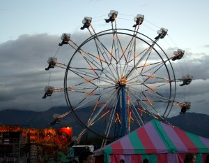 Alaska summer festival events carnival