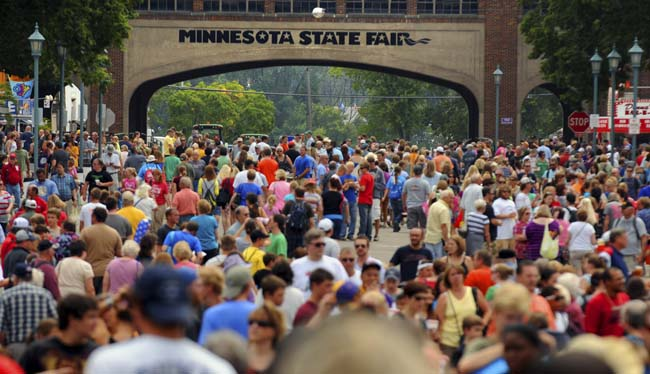 State Fair of Minnesota in Saint Paul