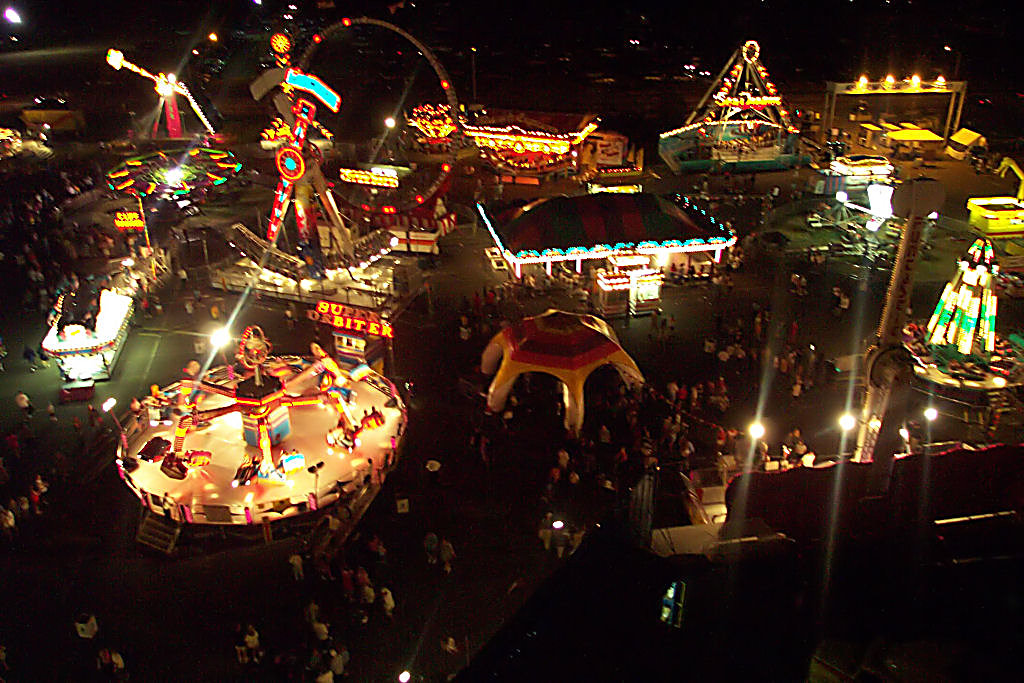 oregon state carnival night