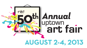 Uptown Art Fair and festival Minnesota