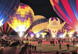 Best hot air balloon festivals and events Moffat