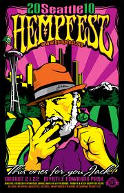 Seattle Hempfest festival