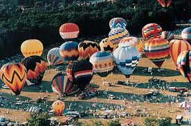 Alabama festivals balloon jamboree