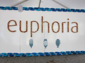 Euphoria Greenville South Carolina festival building