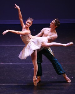 International Ballet festival with ABT Cassandra Trenary