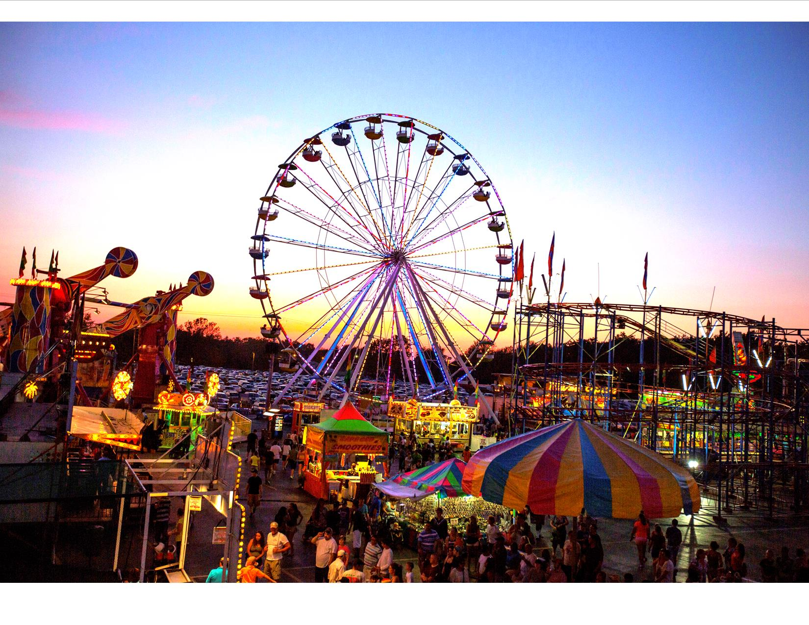 New York Top events 2016 Erie County Fair image
