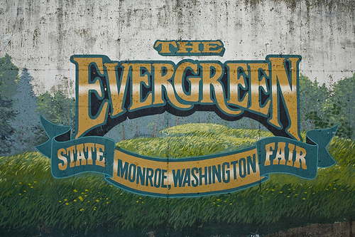 2016 Evergreen State Fair image