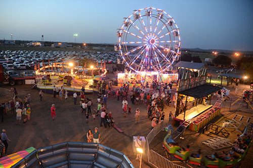 2016 Gillespie County Fair image