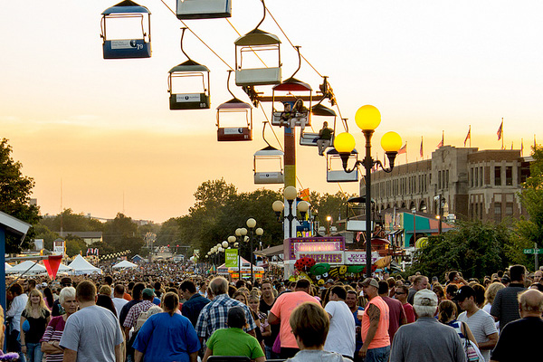 2016 Iowa State Fair image