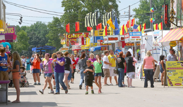 2016 Mower County Fair image