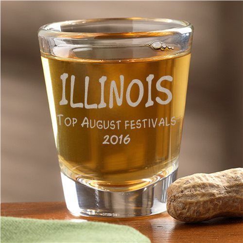 August 2016 Illinois Festival winning event 2016