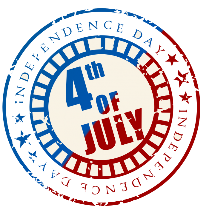 Happy fourth of July Independence day 2016