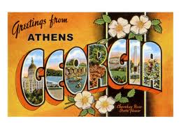 Athens GA festivals and events