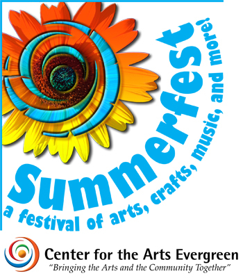 Evergreen Summerfest 2015 logo