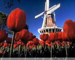 Holland Tulip festival May Michigan events