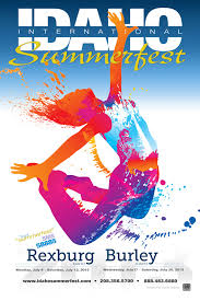 Idaho Summerfest festival 2014 in Rexburg