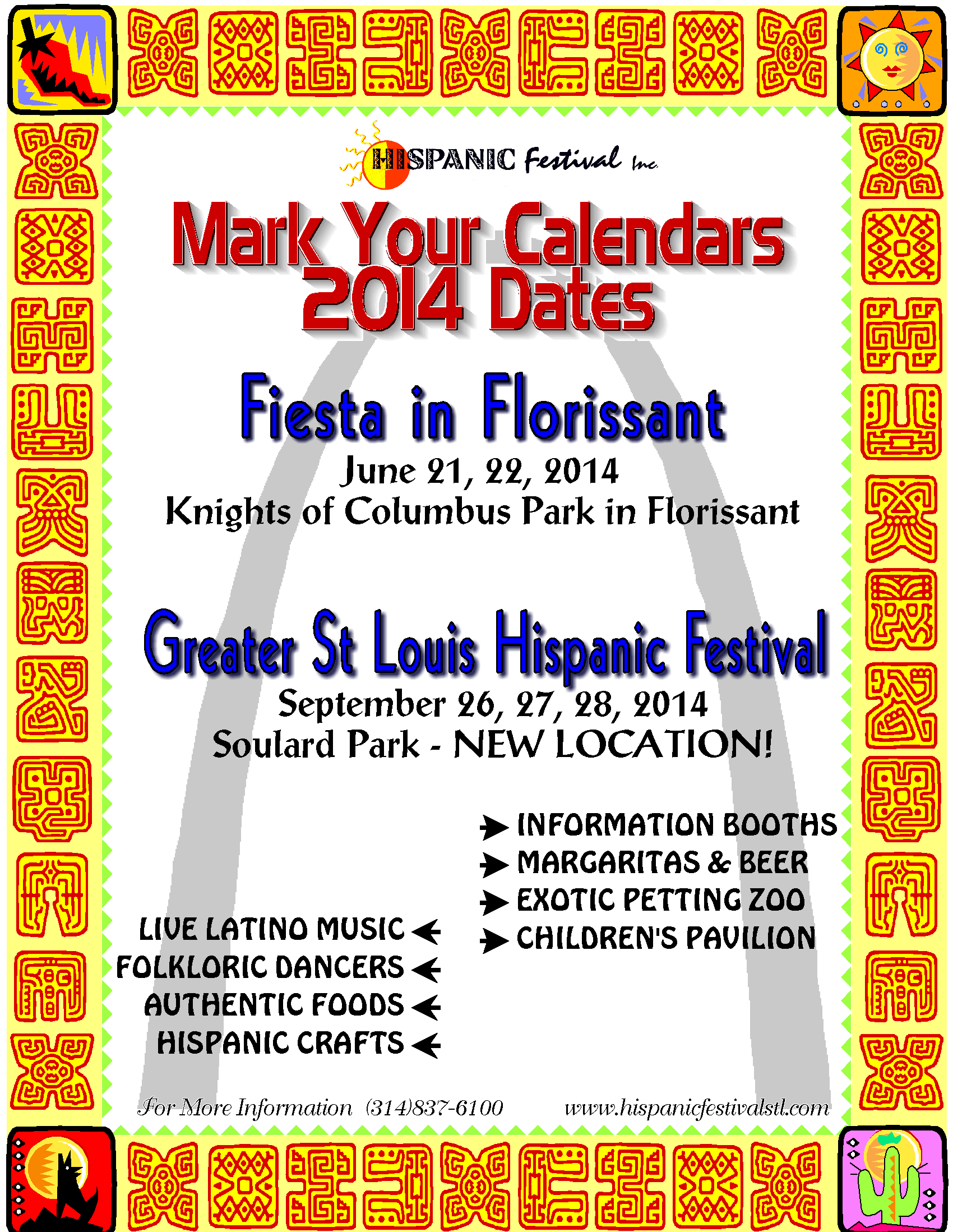 St louis hispanic festival 2014