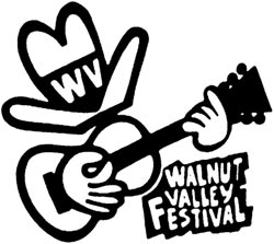 Walnut Valley festival in Winfield Kansas is a great music festival